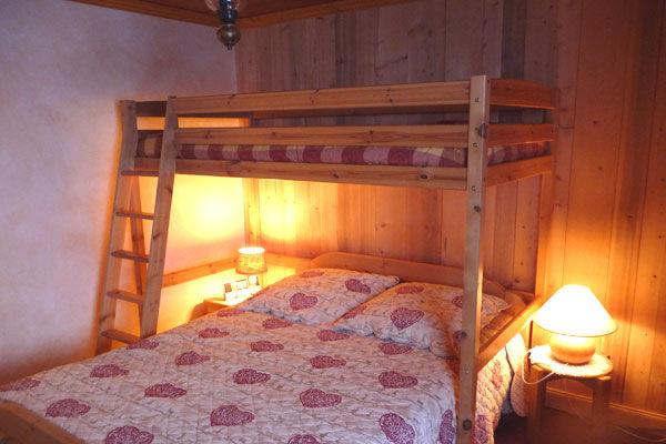 Schlafzimmer Mietobjekt Appartement 67695 Tignes