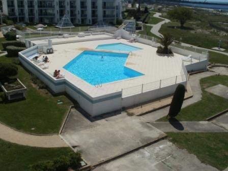 Schwimmbad Mietobjekt Appartement 86917 Le Grau du Roi