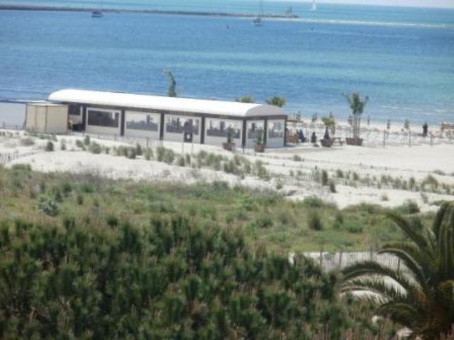 Ausblick aus der Ferienunterkunft Mietobjekt Appartement 86917 Le Grau du Roi