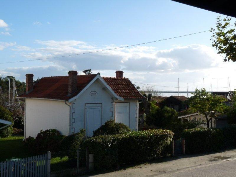 Ausblick aus der Ferienunterkunft Mietobjekt Ferienunterkunft auf dem Land 80951 Andernos les Bains