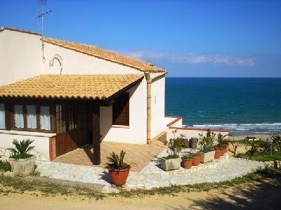 Ansicht des Objektes Mietobjekt Haus 67481 Castellammare del Golfo