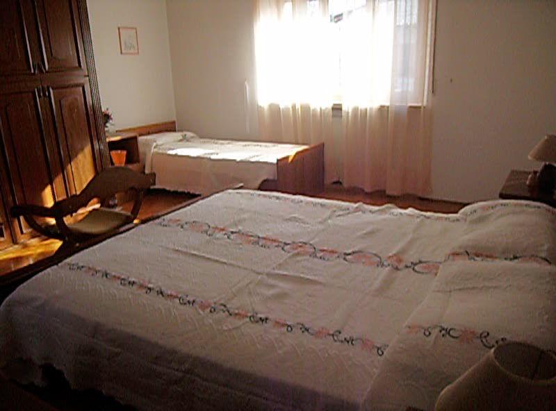 Schlafzimmer 1 Mietobjekt Haus 84288 Udine