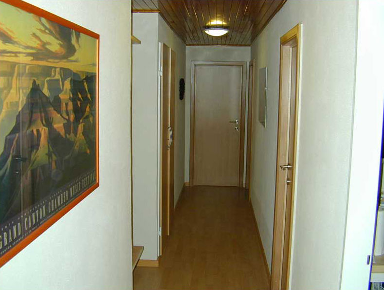 Flur Mietobjekt Appartement 64 Alpe d'Huez