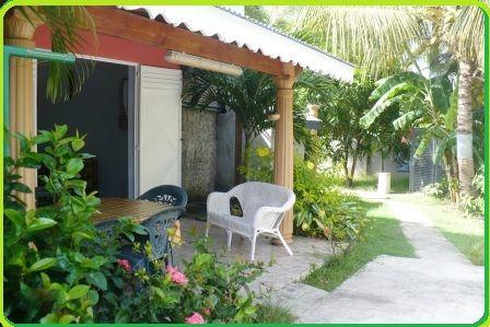 Terrasse Mietobjekt Ferienunterkunft auf dem Land 71841 Sainte Anne (Guadeloupe)