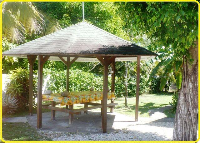 Garten Mietobjekt Ferienunterkunft auf dem Land 71841 Sainte Anne (Guadeloupe)