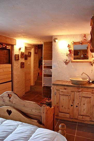Schlafzimmer Mietobjekt Chalet 97037 Avoriaz