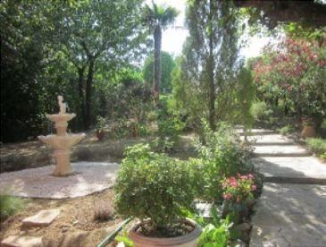 Garten Mietobjekt Villa 94234 Anduze