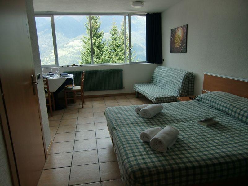 Ausblick aus der Ferienunterkunft Mietobjekt Studio 64404 Marilleva