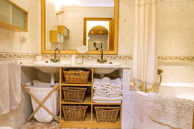 Badezimmer Mietobjekt Appartement 76203 Dénia