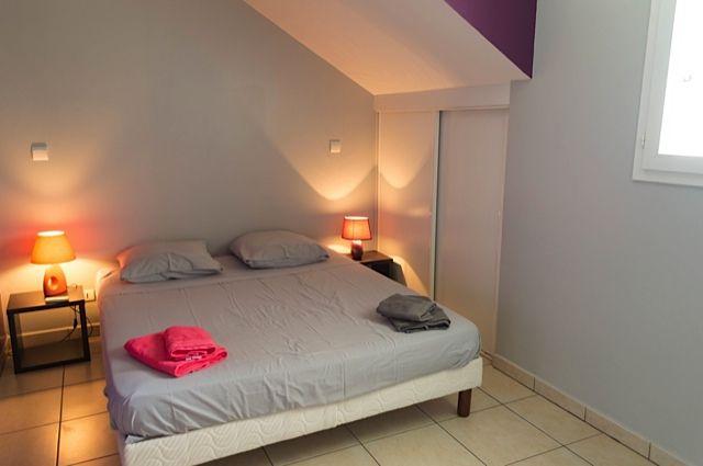 Schlafzimmer Mietobjekt Appartement 85760 Saint Leu