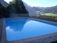 Schwimmbad Mietobjekt Studio 87233 Morzine