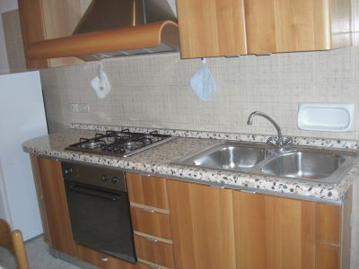 separate Küche Mietobjekt Appartement 102721 Rimini