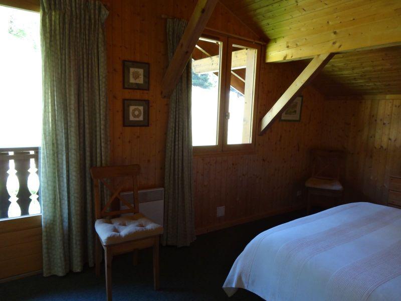 Schlafzimmer 1 Mietobjekt Chalet 104727 Les Gets