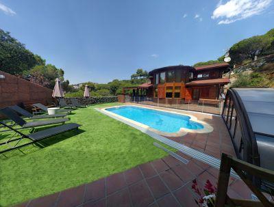 Ansicht des Objektes Mietobjekt Villa 111555 Barcelona