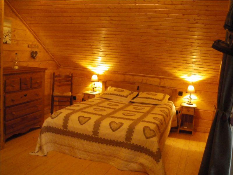 Schlafzimmer 2 Mietobjekt Chalet 112489 Gérardmer