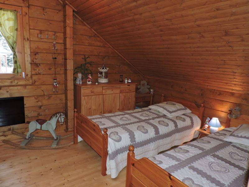 Schlafzimmer 3 Mietobjekt Chalet 112489 Gérardmer