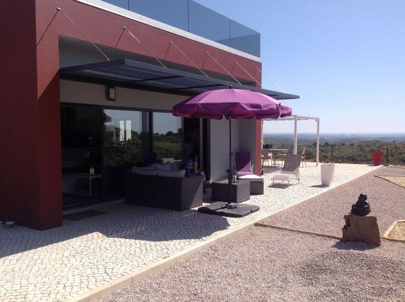 Ausblick von der Terrasse Mietobjekt Villa 113823 Tavira