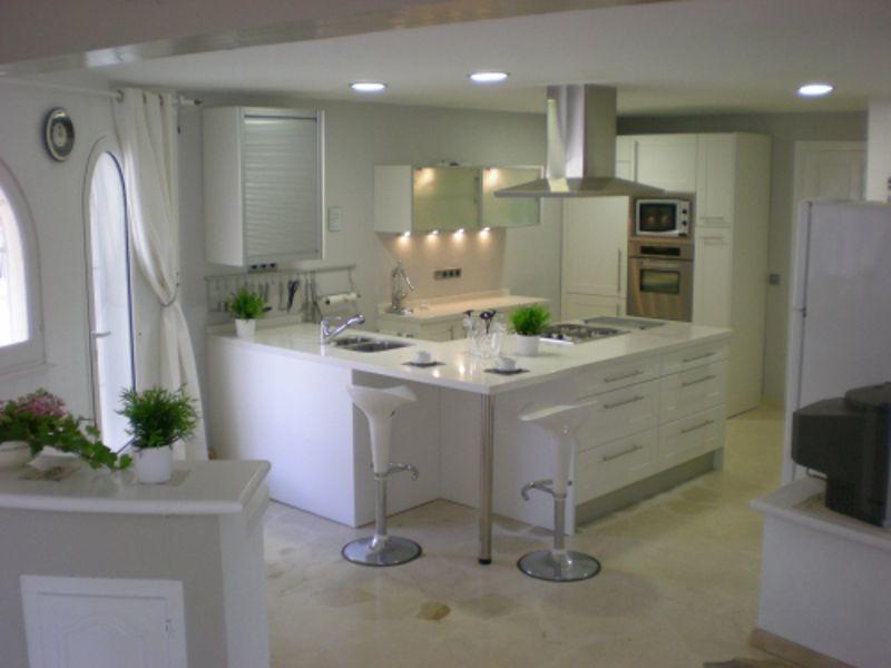 offene Küche Mietobjekt Villa 114094 Calpe