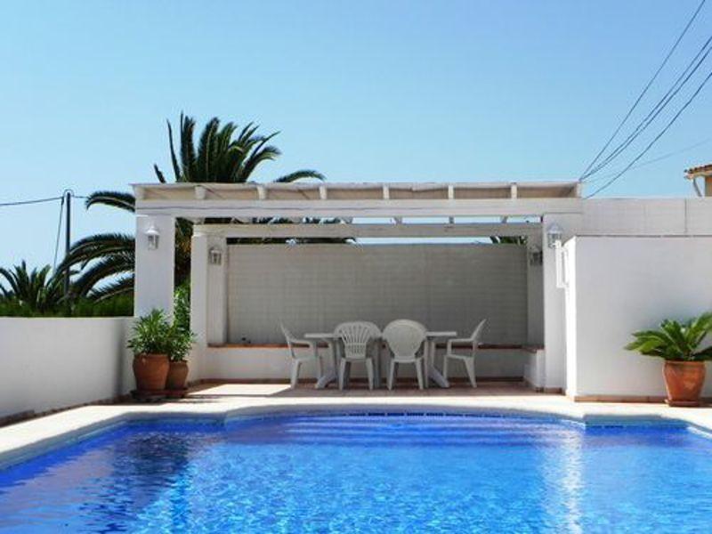Terrasse 2 Mietobjekt Villa 114094 Calpe