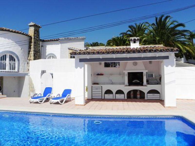 Terrasse 1 Mietobjekt Villa 114094 Calpe