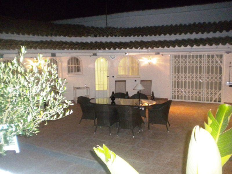 Terrasse 4 Mietobjekt Villa 114094 Calpe