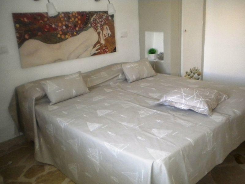 Schlafzimmer 1 Mietobjekt Villa 114094 Calpe