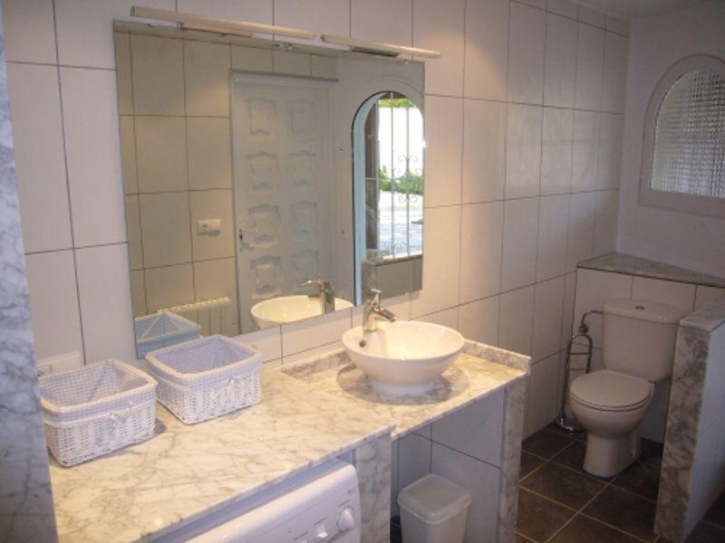 Badezimmer Mietobjekt Villa 114094 Calpe