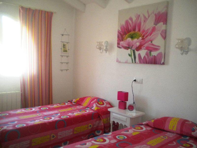 Schlafzimmer 2 Mietobjekt Villa 114094 Calpe