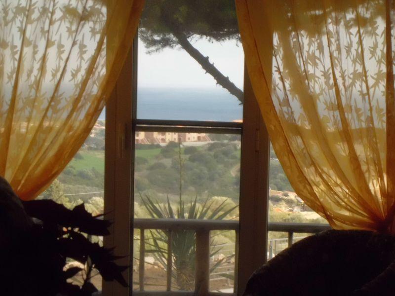Ausblick aus der Ferienunterkunft Mietobjekt Appartement 68455 Olbia