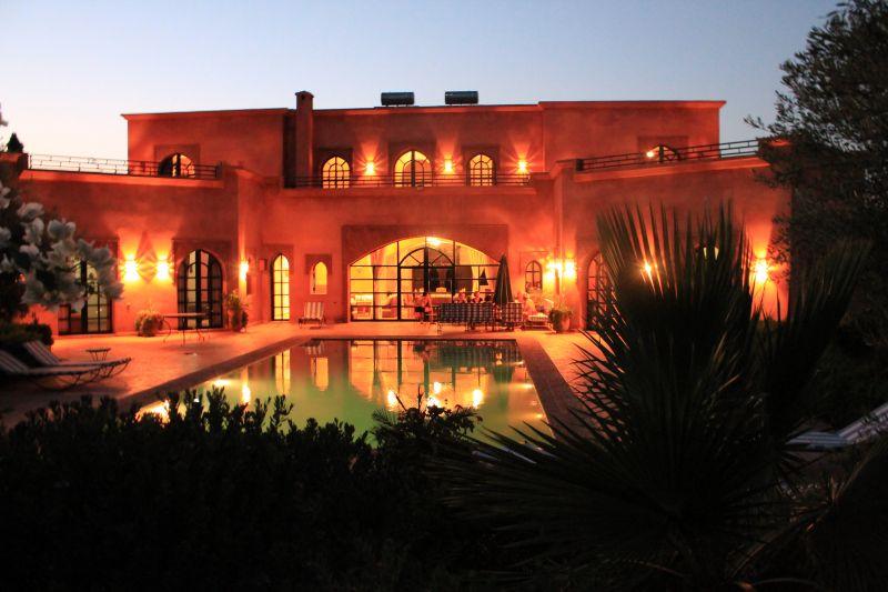 Mietobjekt Villa 72989 Marrakesch