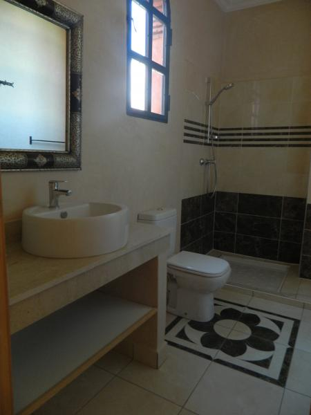 Badezimmer 5 Mietobjekt Villa 72989 Marrakesch