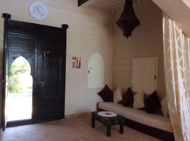 Eingang Mietobjekt Villa 72989 Marrakesch