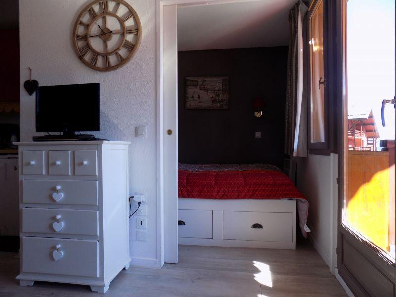 Schlafzimmer Mietobjekt Appartement 75018 Risoul 1850