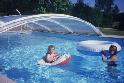 Schwimmbad Mietobjekt Ferienunterkunft auf dem Land 75696 Morlaix