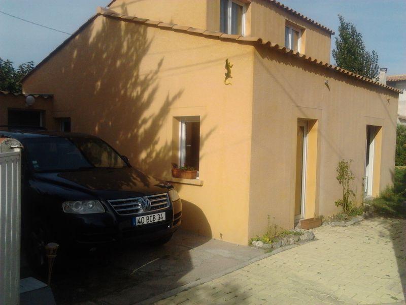 Eingang Mietobjekt Villa 78184 Frontignan