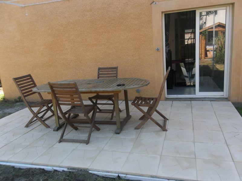 Ausblick von der Terrasse Mietobjekt Villa 78184 Frontignan