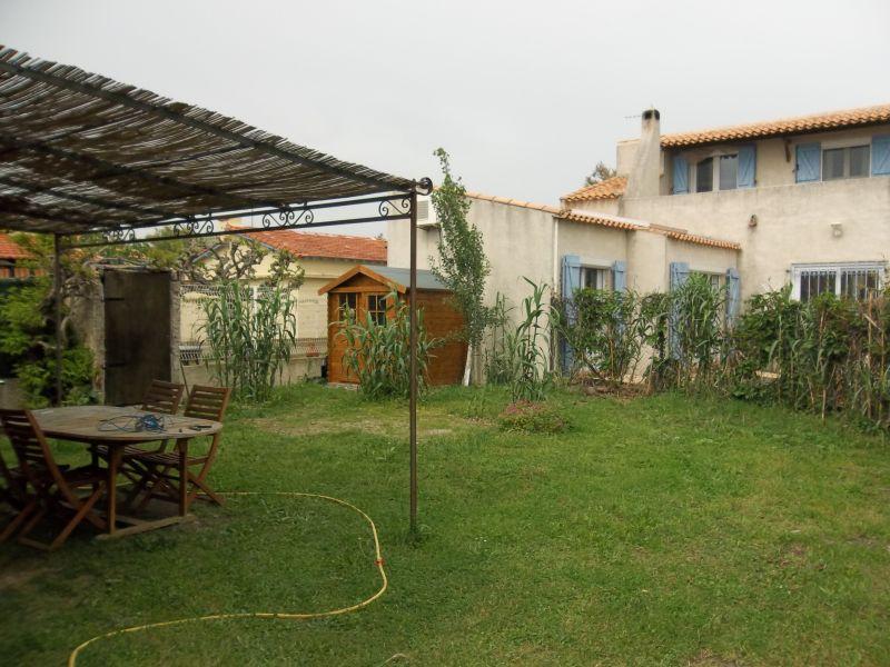Garten Mietobjekt Villa 78184 Frontignan