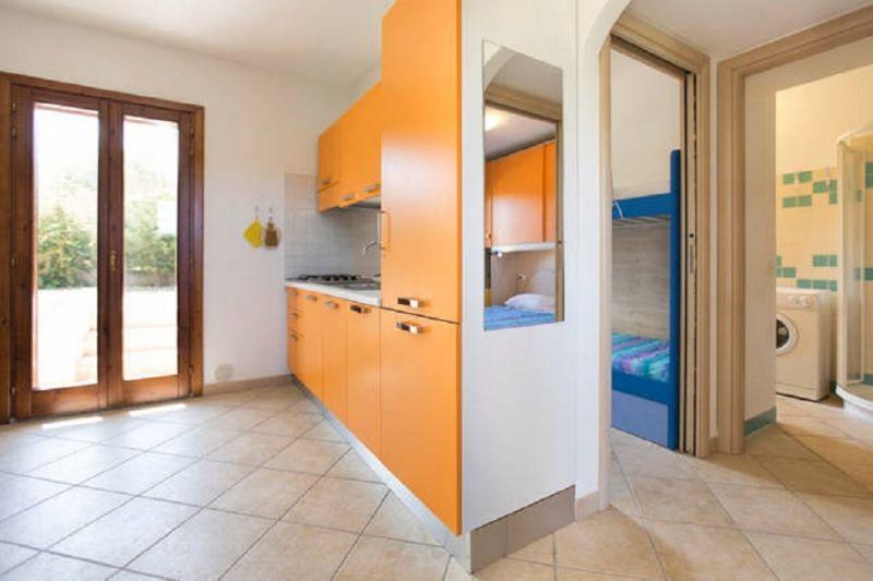 offene Küche Mietobjekt Appartement 80778 Badesi