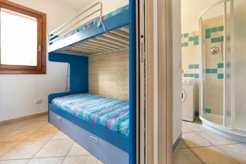 Schlafzimmer 2 Mietobjekt Appartement 80778 Badesi