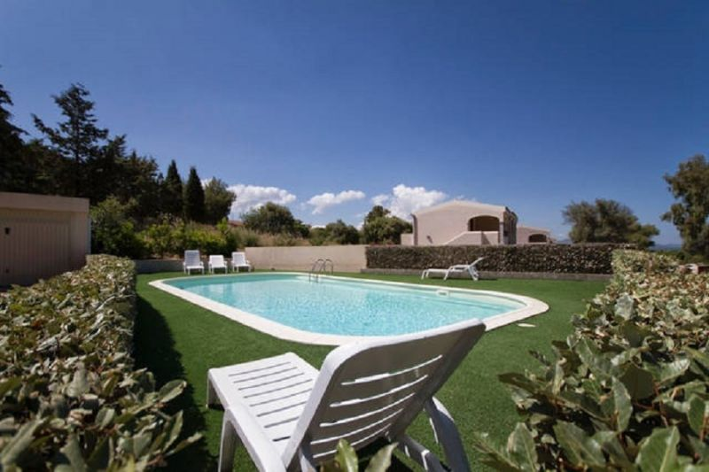 Schwimmbad Mietobjekt Appartement 80778 Badesi