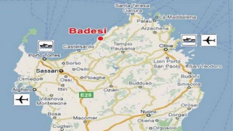 andere Mietobjekt Appartement 80778 Badesi