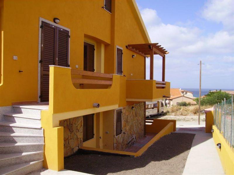 Ausblick aus der Ferienunterkunft Mietobjekt Appartement 83489 Castelsardo