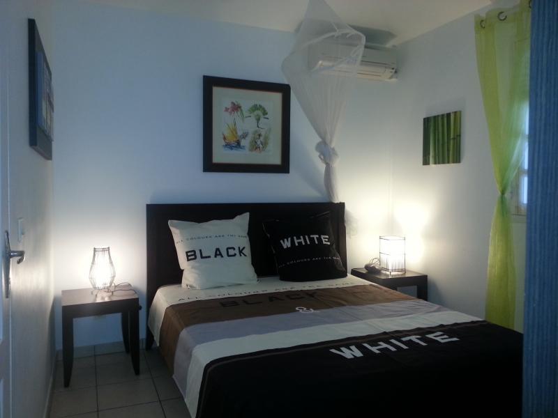 Schlafzimmer 2 Mietobjekt Appartement 84275 Le Diamant