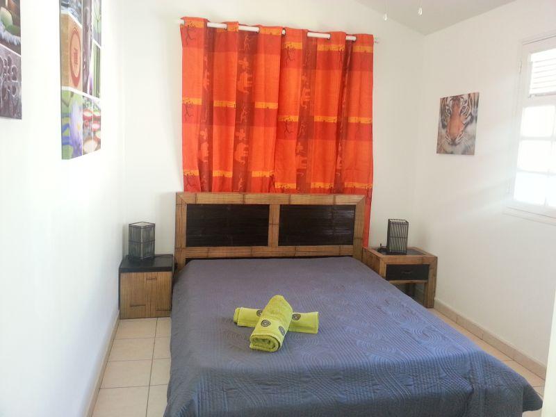 Schlafzimmer 1 Mietobjekt Appartement 84275 Le Diamant
