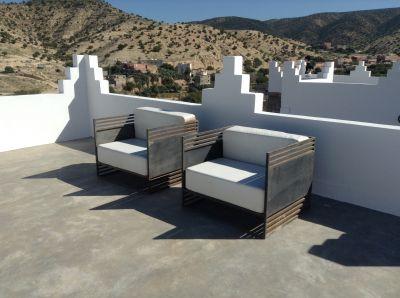 Terrasse Mietobjekt Haus 85012 Agadir