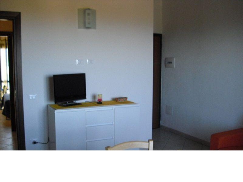 Eingang Mietobjekt Appartement 92818 Valledoria