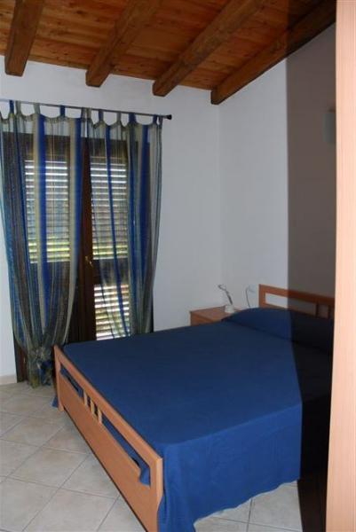 Schlafzimmer Mietobjekt Appartement 92818 Valledoria
