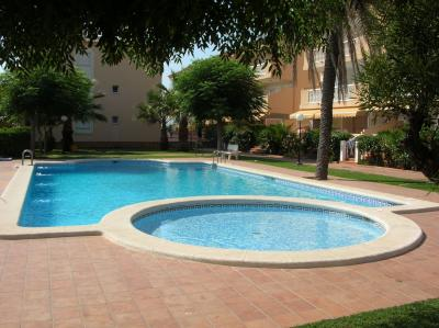 Schwimmbad Mietobjekt Appartement 94136