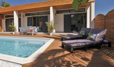 Schwimmbad Mietobjekt Villa 102442 La Saline les Bains