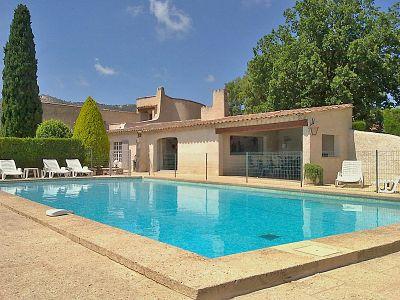 Ansicht Des Objektes Mietobjekt Villa 109162 Saint Tropez